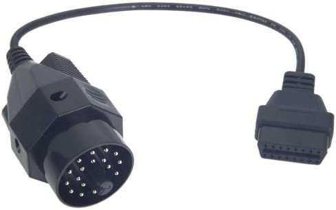 20 Pin to 16 PIN Diagnostic Connector OBD Obdii Car Adapter for BMW product image