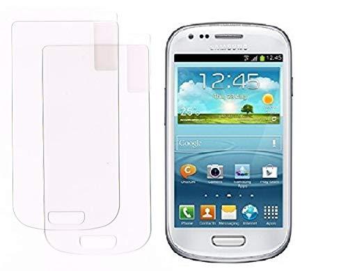 Smartphone Equipment [2er Pack] Panzerglas für Samsung Galaxy S3 Mini gehärtetes Glas 9H, Echtglas Glasfolie Glas Folie Schutzfolie Panzerfolie Displayschutz