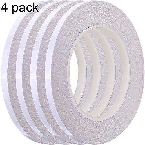 Quilting Tape Wash Away Klebeband, je 0,6 cm x 22 m 4 Roll