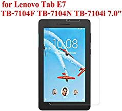 "Tablets & e-Books Case - Tempered Glass Screen Protector CASE Film for for Lenovo Tab V7 6.95"" for for Lenovo Tab E7 TB-7104F TB-7104N TB-7104i 7.0 Glass (LEN Tab E7)"