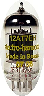Electro-Harmonix 12AT7 EH Preamp Vacuum Tube, Single