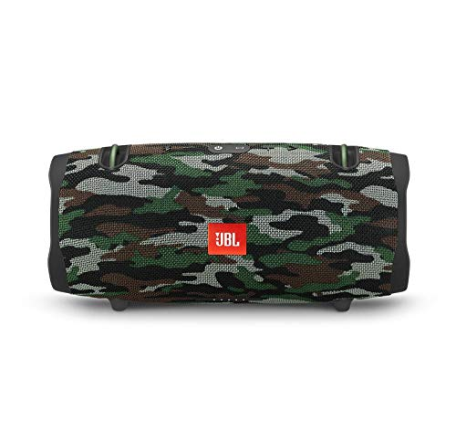 JBL Xtreme 2 Portable Waterproof Wireless Bluetooth Speaker - Camouflage (Renewed)