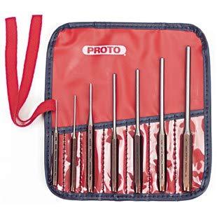 Wholesale Proto J49007 7-PC ROLL PIN Set PROTO Punch W Pouch unisex