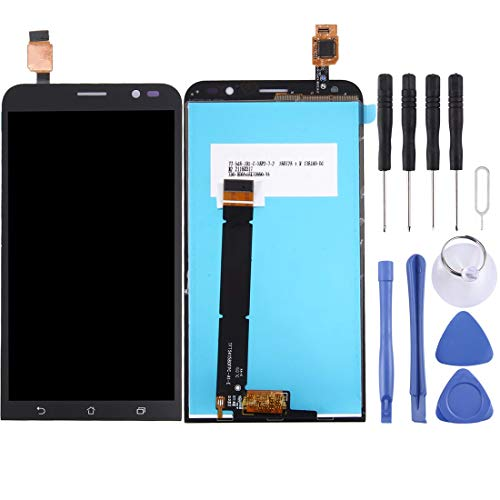 LICHONGGUI For 5.5 Pulgadas ASUS Zenfone Go / ZB551KL Pantalla LCD Pantalla táctil digitalizador Asamblea (Color : Black)