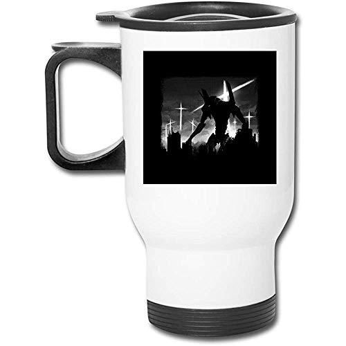 Neon Genesis Evangelion Test Unit 16 Unzen Edelstahl Tumbler doppelwandige Vakuum-Kaffeetasse