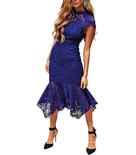 Lista de los 10 más vendidos para vestido azul rey para noche