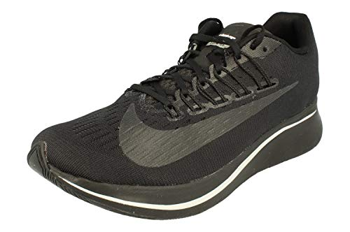 Nike Men's Zoom Fly Competition Running Shoes, Multicolour (Black/Black/Pure Platinum/Anthracite 001), 11.5 UK