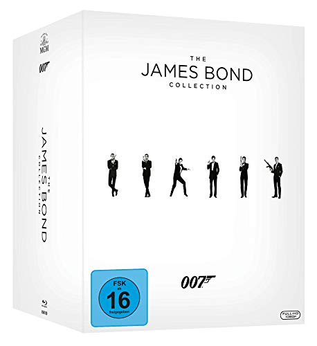 James Bond - Collection 2016 [Blu-ray]