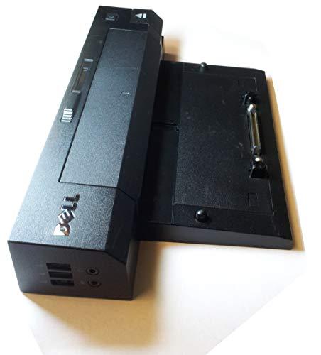 Dell Port Replicator PR02X, Fits E6220, E4200, E6320E6400E4300E4310E5400E5410E5420E5500E5510E5520 (Refurbished)