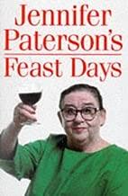 Jennifer Paterson's Feast Days