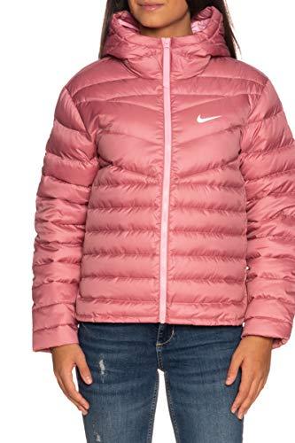 Nike Daunenjacke für Damen, Antikrosa., Daunenjacke, Pink M