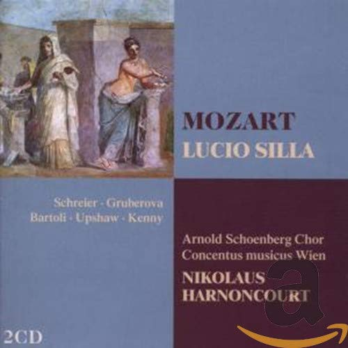 Mozart : Lucio Silla
