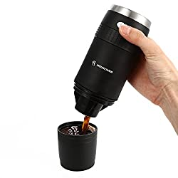 Mounchain Battery Operated Coffee Maker