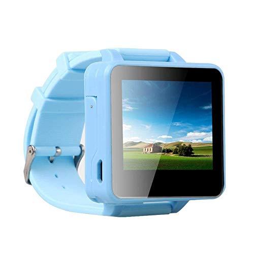 Flysight 5.8Ghz FPV Watch Racing Band 40CH Receptor con DVR Mini Monitor de Pantalla portátil Reloj con Raceband HD Pantalla de Video en Tiempo Real de 2 Pulgadas para Drones RC