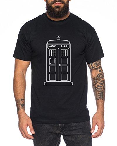 Who Space Box Dalek dr Police Doctor Hombres Camiseta Nerd Geek Mejor Llame a Saul Hombres Nerd Abogado Breaking Bad Saul Goodman Walter White