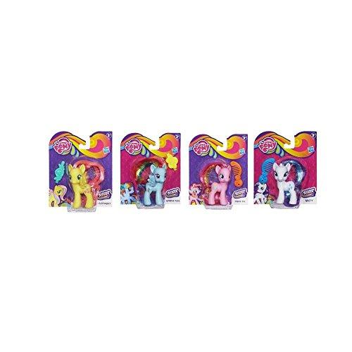 Hasbro a2360e24 Fille 1pièce (s) Kit de Figure de Jouet pour Enfants – Kits de Construction de Jouet pour Enfants (3 année (s), Fille, Multicolore, Bande dessinée, Animaux, My Little Pony)