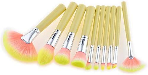 Make Superlatite Up Brushes 10pcs Makeup Set Powder New Orleans Mall Eyeshadow U