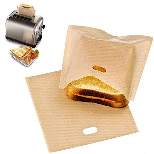 Sacchetti Per Tostapane 10 Pezzi Sacchetto Per Toast...