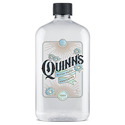 Quinn's Alcohol Free Witch Hazel 16 Ounce