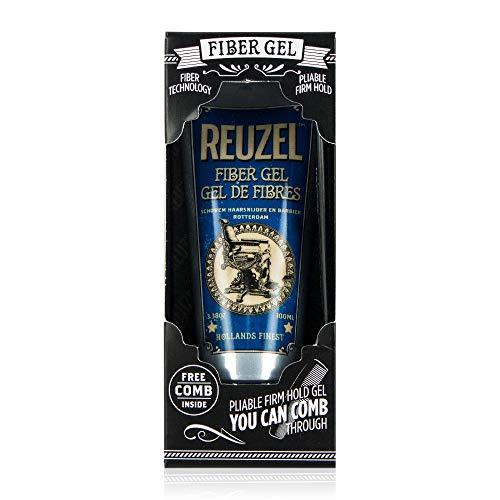 Reuzel - Gel Pomade Fiber de Coiffage 100 ml