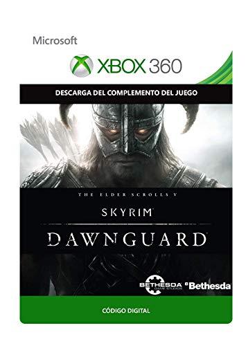 The Elder Scrolls V: Skyrim: Dawnguard  | Xbox 360 - Código de descarga