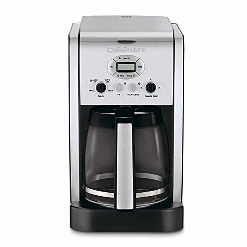 Cuisinart CBC-14PC1C Brew Central 14-Cup Programmable Coffeemaker with Glass Carafe