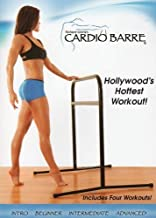 Cardio Barre: Four Workouts on One DVD