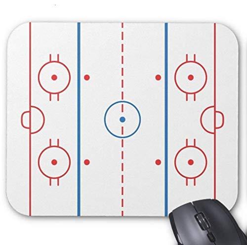 Hockey Rink Mousepad