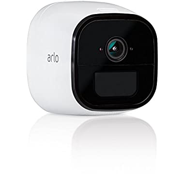Arlo Go by NETGEAR Mobile HD Security Camera with Data Plan | LTE Connectivity | Night Vision | Local Storage (SD card) | Weatherproof, Works with Alexa