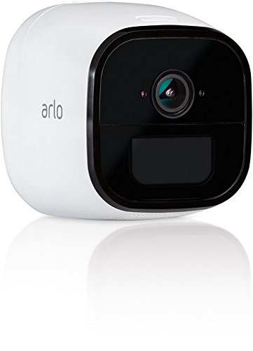 Arlo Go - Mobile HD Security Camera with Data Plan | LTE Connectivity, Night Vision, Local Storage...