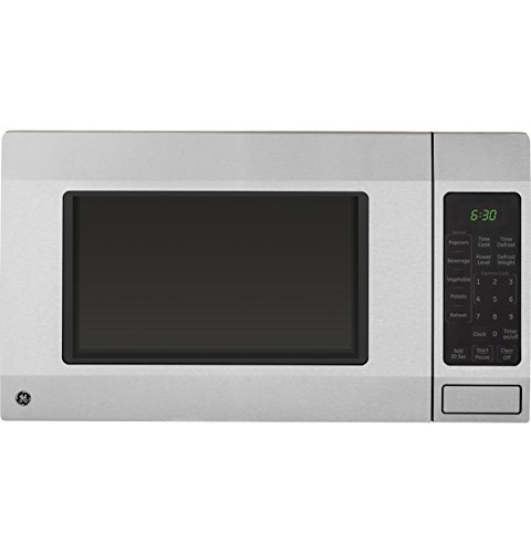 GE Countertop Microwave (Stainless 1.60 cu. ft.)