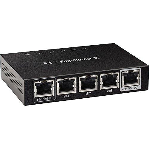 Ubiquiti Networks Networks Networks Router (ER-X), Black