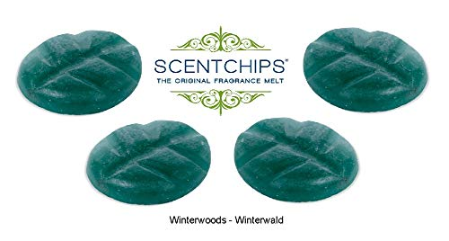 Feste Feiern Duftwachs Scentchips I 12 Teile Duft Melts Winterwald Winterwoods Soja Wachs Tards Aromalampe Duftlampe Diffuser