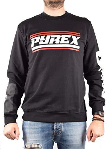 Pyrex Felpa Unisex MOD. 19IPB40368 Nero M