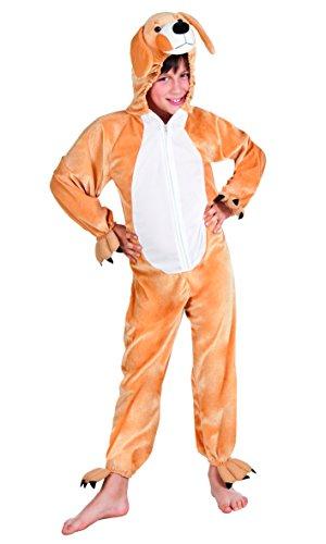 Aptafêtes - CS850101 - Costume - Peluche - Chien Max - Taille 140 cm