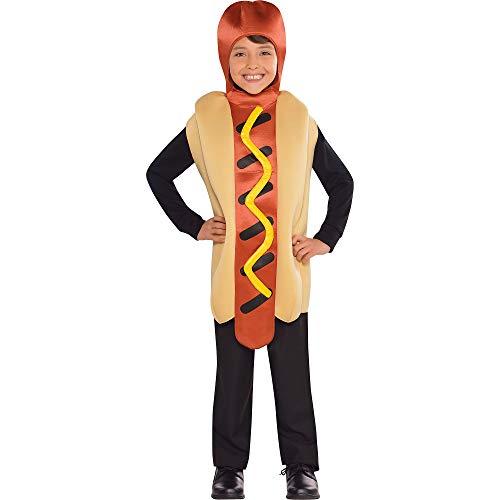 amscan 844272-55 - Costume da Hotdog per bambini,...