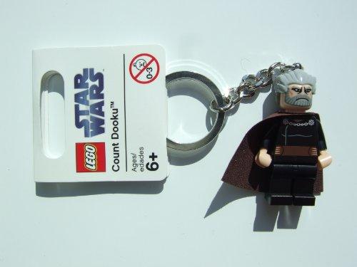LEGO Star Wars - COUNT DOOKU Schlüsselanhänger