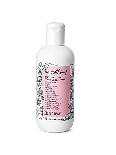 100% Vegan Color Conditioner - Hypoallergenic Conditioner Protects Hair Color - Allergen Free Conditioner, Fragrance Free Conditioner, 10.15 oz - KC Professional