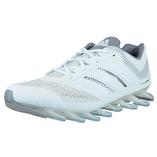 adidas Mens Springblade Drive Running Shoes - Running White/Black ...