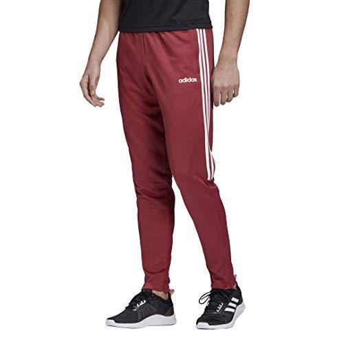 adidas Men's Sereno 19 Training Pants Legacy Red/White, X-Large