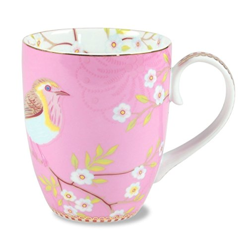 Pip Early Bird Pink Becher von Pip