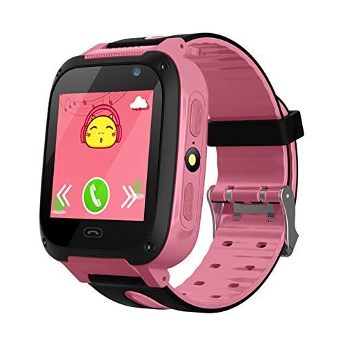 Impermeable Reloj Inteligente Niños Multifunción Posicionamiento Digital Reloj Bebé