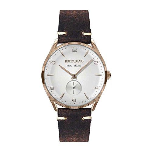 orologio solo tempo uomo Boccadamo 1960 casual cod. WA008