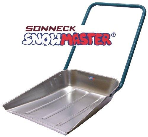 SONNECK Schneewanne Maxi Stahlblech verzinkt Breite 600mm, Tiefe 850mm
