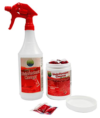 Industrial Disinfectant Combo Kit