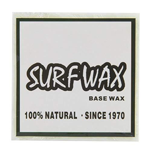 Cera de Surf de Agua, Cera de Surf Duradera Material Ligero de Calidad Uso prolongado. para Skimboard para Skateboard para Surf para Tabla de Surf(White)