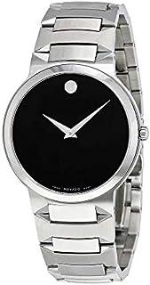 Movado Men's 605903 Temo Stainless-Steel Bracelet Watch