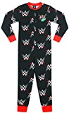 Boys WWE World Wrestling Entertainment All in One Cotton (11-12 Years) Black