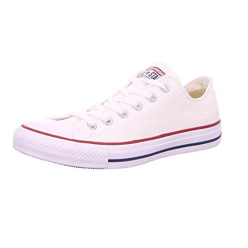 Converse - Zapatillas deportivas para hombre, Blanco (blanco óptico), 43 EU