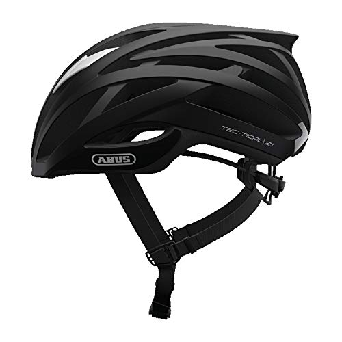 Abus 78183-4 Casco Bicicleta, Unisex Adulto, Azul (movistar Team), S